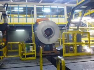 RFID at Novelis factory, May 2018 by RFID Global