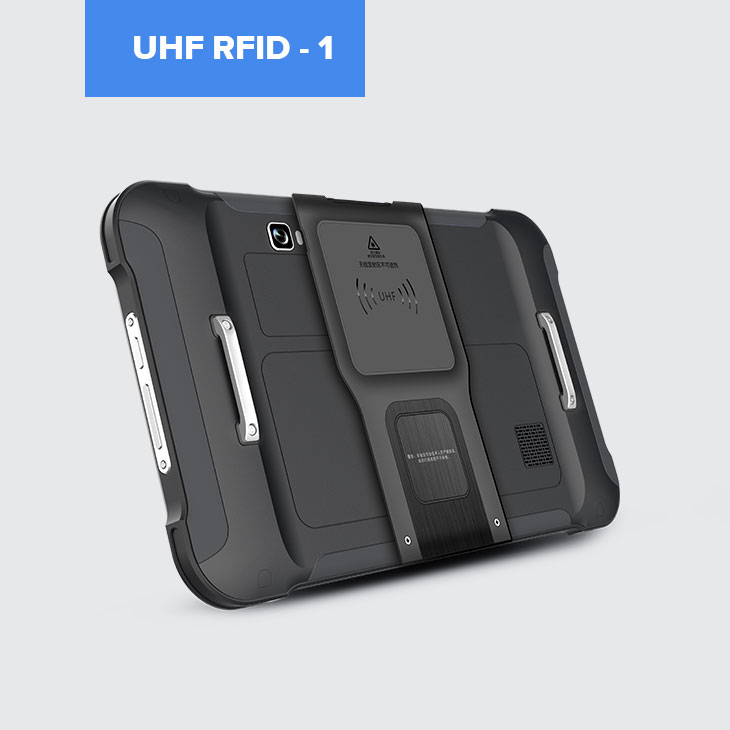 P80 - Android Rugged Tablet by RFID-Global - RFID UHF 1