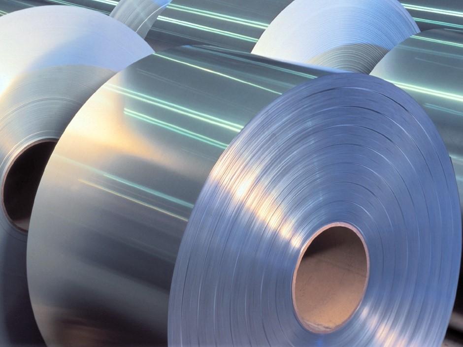 Prodotto Novelis, Alluminio