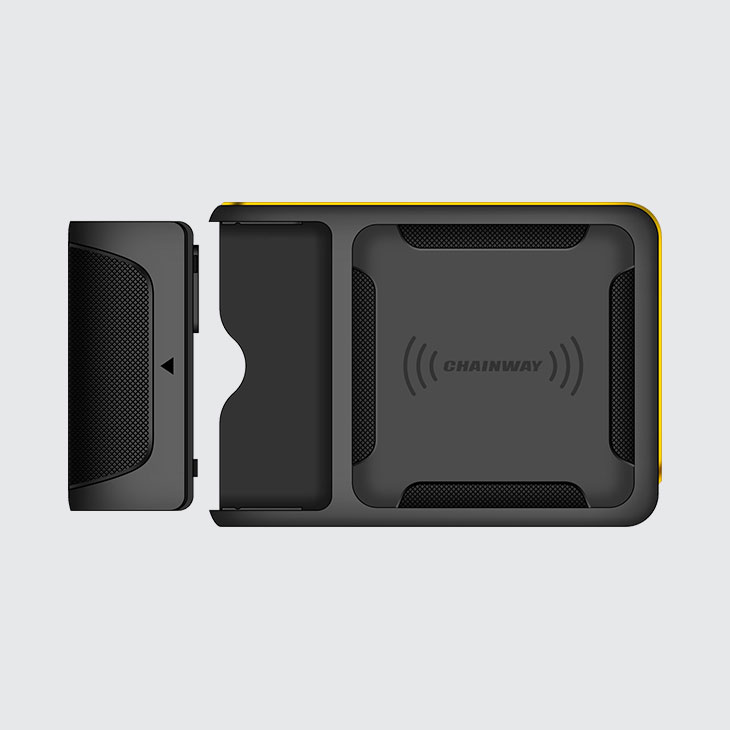 R5 - RFID UHF Wearable Reader - removable battery