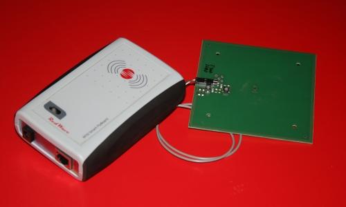 RED.MR80.FLY-W Mid-Range Reader RFID HF RedWave SmartFly Wi-Fi con antenna RFID HF OEM
