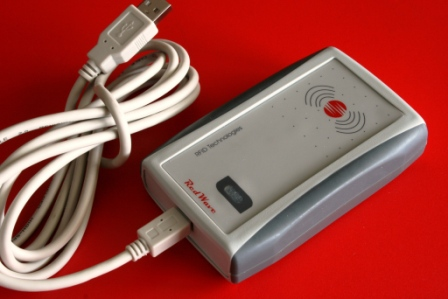 RED.MRU80-M2I - USB RedWave DeskTop Reader RFID UHF