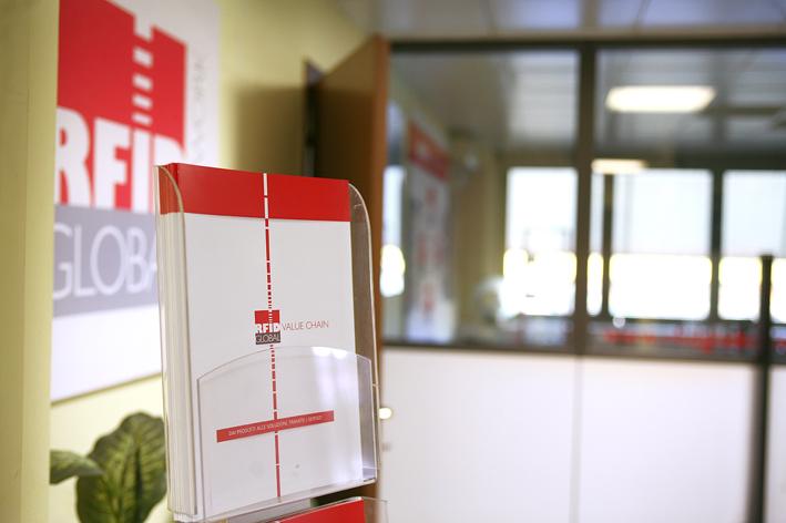 RFID Global ambiente ingresso