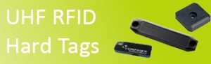 Hard Tag RFID UHF EPC by Confidex