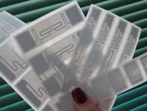 RFID UHF Inlay Alien T. - RFID Global