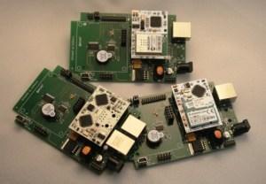 RED.FlyBoard - RedWave RFID Smart FlyBoard Mix Device Ethernet - WiFi - GPRS