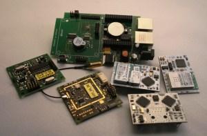 RedWave RFID Smart FlyBoard Ethernet - WiFi - GSM/GPRS per Reader RFID HF e UHF