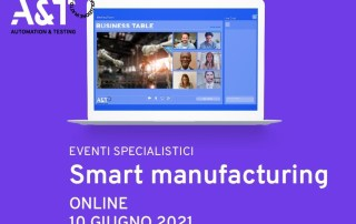 Smart Manufacturing 2021 by A&T