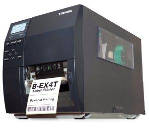 Stampante RFID Toshiba Tec B-EX4T1 printer Linea Industrial. Moduli RFID HF e RFID UHF EPC ISO 18000-6