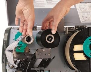 Stampante RFID Ready Toshiba Tec B-SX4T e B-SX5T printer Linea Industrial - rapido cambio ribbon