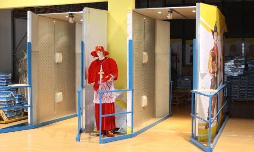 Tracciabilità Fashion RFID in Veneziano Costumi