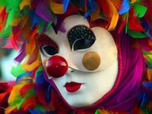 Veneziano Costumi RFID - Maschera Carnevale
