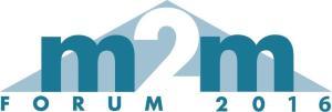 M2M IoT Forum 2016 RFID NFC Bluetooth Smart