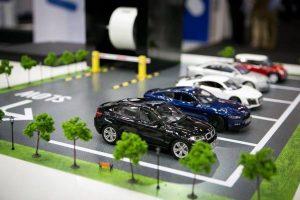 controllo accessi veicolare RFID