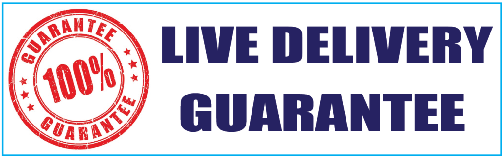 RFI Live Delivery Guarantee