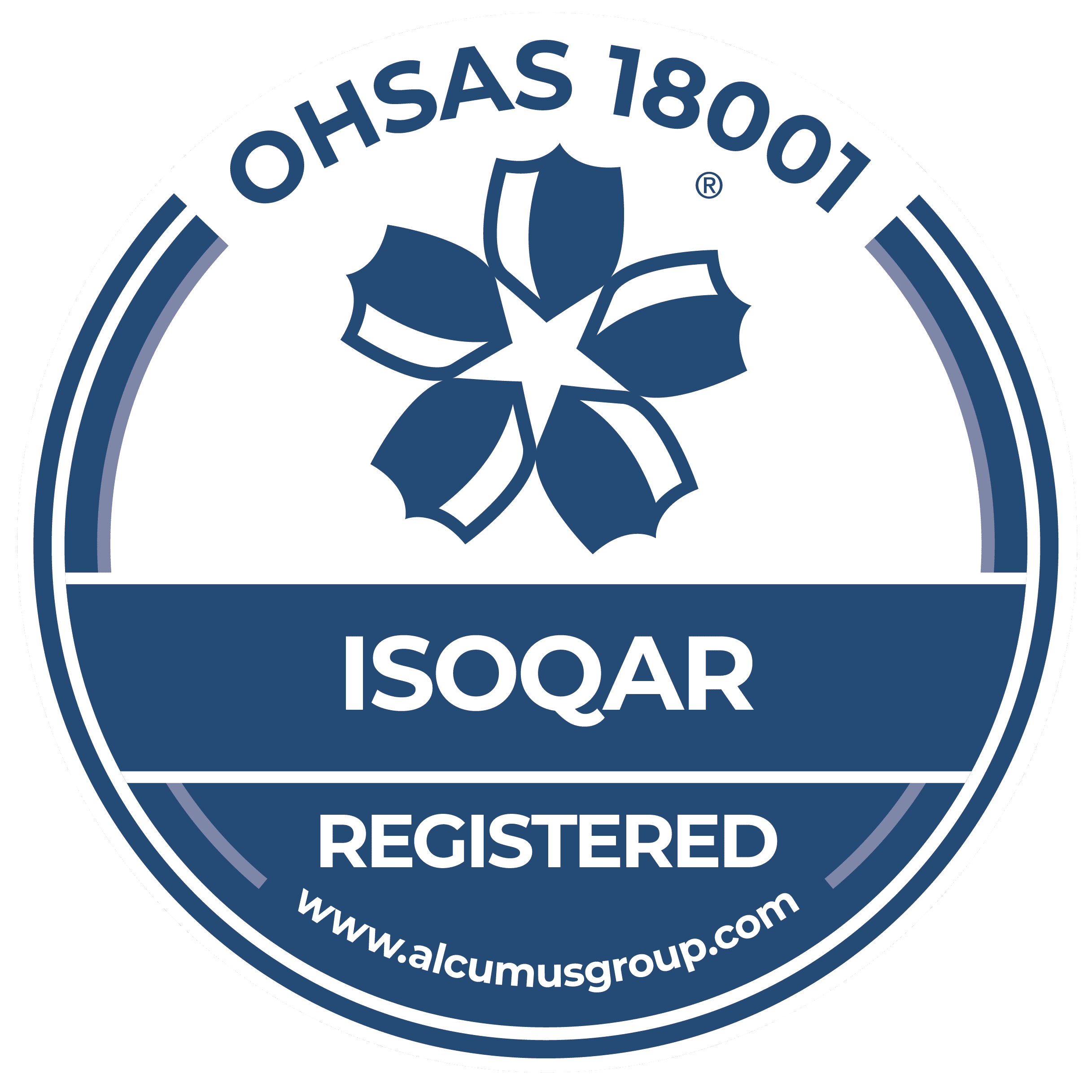 Seal-Colour-Alcumus-ISOQAR-OHSAS-18001