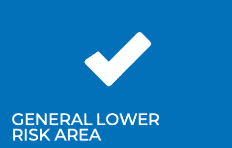 COSHH Blue RFM Group General Lower Risk Area
