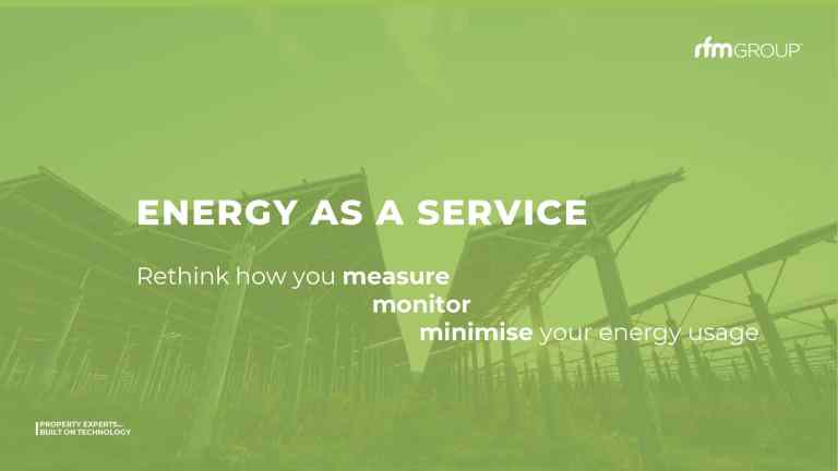 Energy as a Service cover