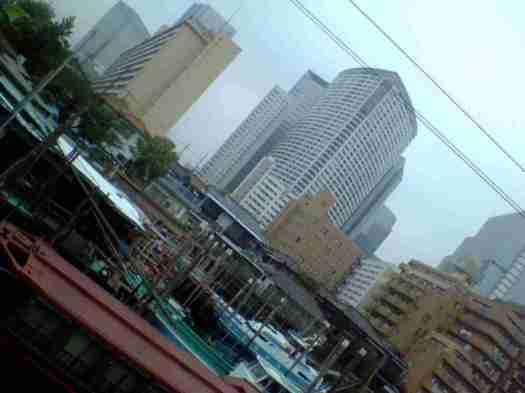 品川のビル群