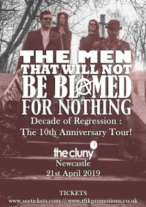 men local 212x300 - Decaded of Regression : 10th Anniversary of The Men That Will Not Be Blamed For Nothing
