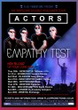 Empathy Test poster - Auger and deadfilmstar join Lord of the Lost tour