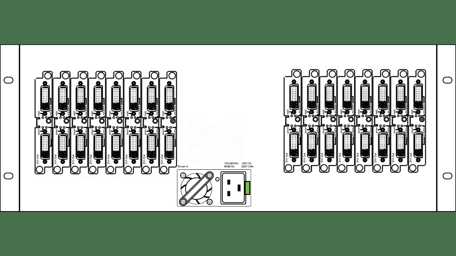 Linx Hd Video Matrix Switcher Hdmi Matrix Switcher With Hdcp