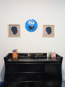 そういやクッキーモンスターと一緒じゃあなんか不自然。確かに怖いかもね~(涙)