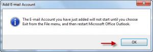 Outlook Zimbra LDAP 04