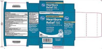 Ranitidine Medication Labels