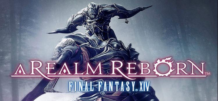 FINAL FANTASY XIV A Realm Reborn Free Download PC Game