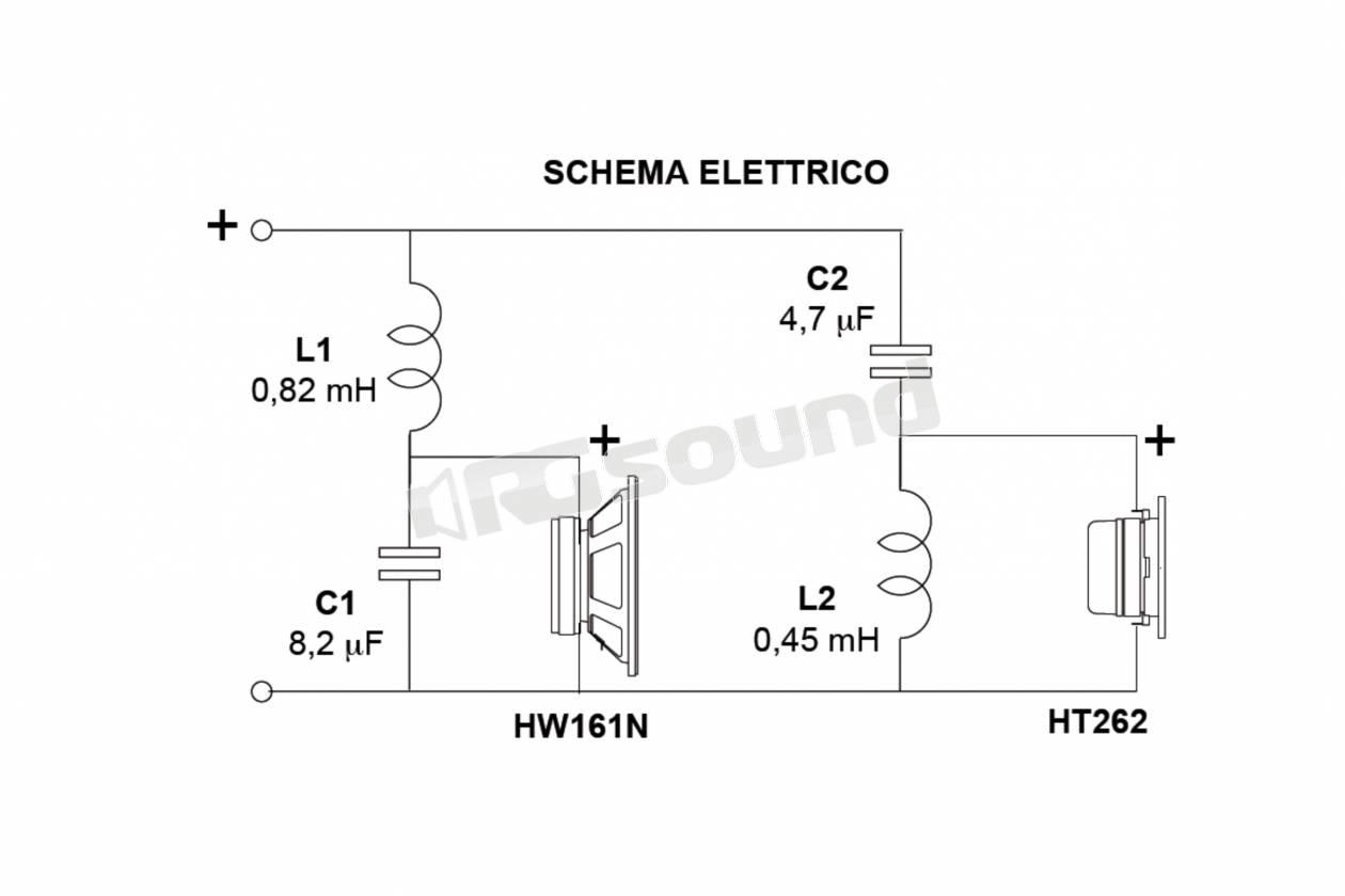 Ciare Kfh03 Kit Filtro Home 120 W
