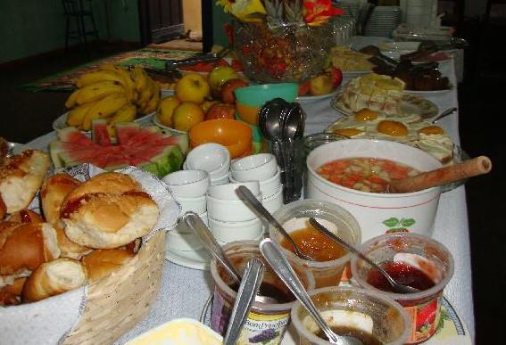 Café da Manhã estilo Colonial