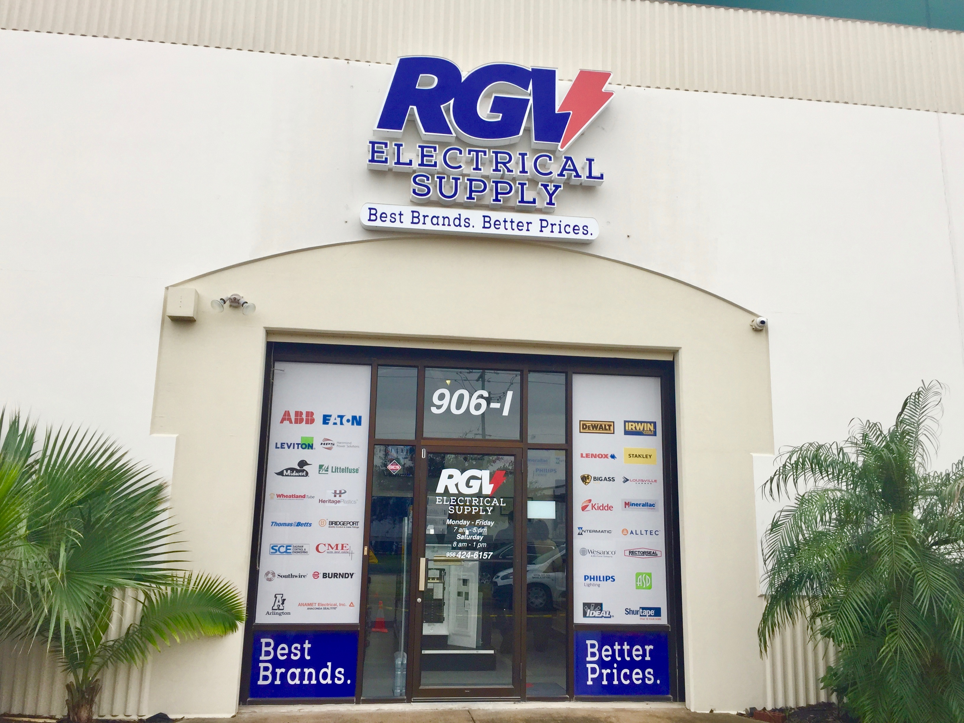 RGV Electrical Supply Offers Best RGV Service