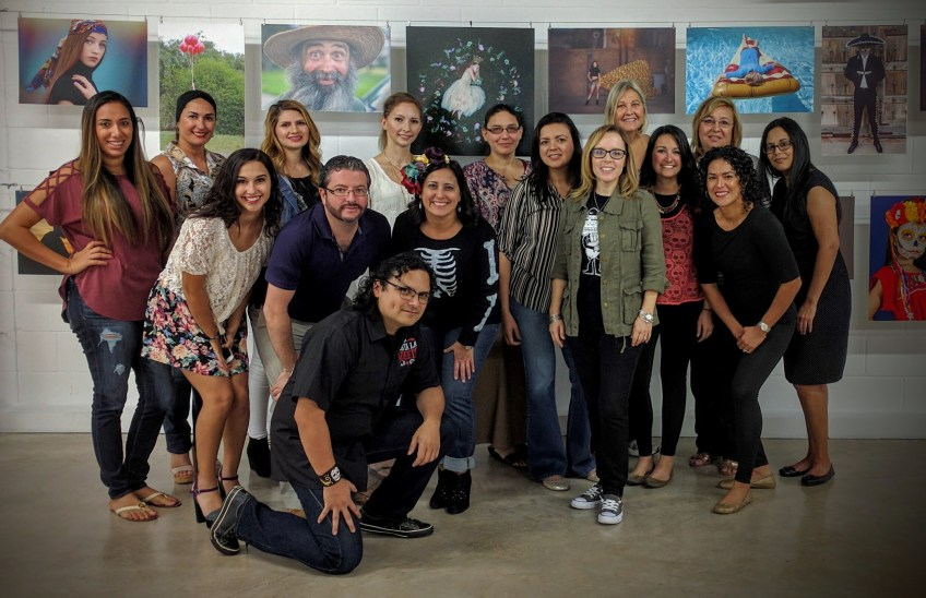 RGV Photography Workshops -Class picture 2016