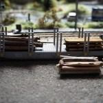 Holz als Ladegut