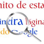 Como aparecer gratuitamente na primeira página do Google