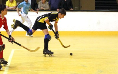 ÖM: Dornbirn´s U15-Team startet mit Derby-Kantersieg