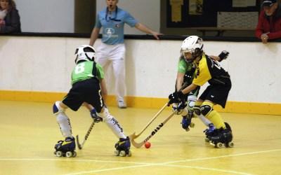 U13-Junioren in Montreux gegen Spitzenreiter und Tabellenschlusslicht