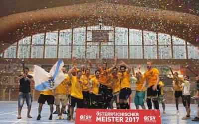 RHC Dornbirn ist österreichischer Meister 2017!