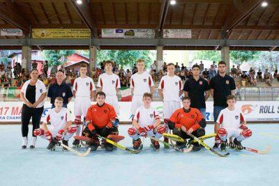U17_Team Austria