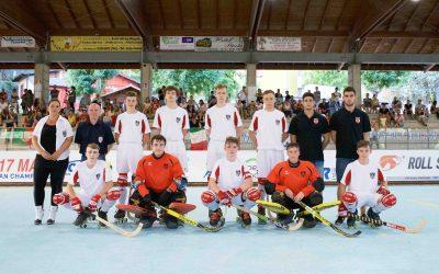 Sechs Dornbirner bei der U17 Europameisterschaft in Fanano im Einsatz
