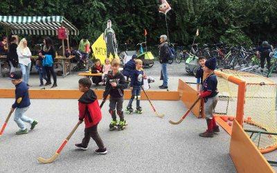 Spiel und Spaß beim Dornbirner Spielefest
