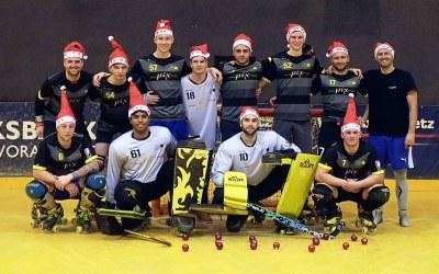 Frohe Weihnachten und einen guten Rutsch wünscht der RHC Dornbirn!