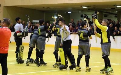 Für Dornbirn endete das CERS-Cup Abenteuer im Achtelfinale gegen Breganze