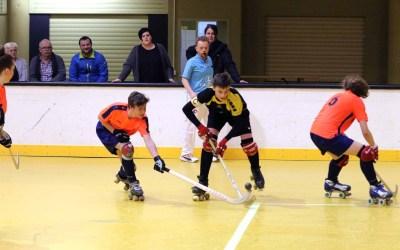 U17-Junioren zeigen zwei verschiedene Gesichter in Montreux