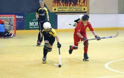 U15-Junioren in Genf chancenlos