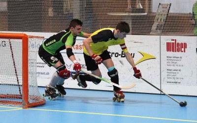 Schweizer U20-Meister Dornbirn mit letztem Auswärtsspiel bei den Wäudlern