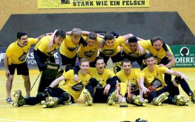 U20-Junioren holten den österreichischer Meistertitel und das Double!