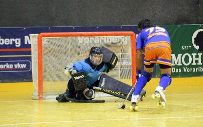 Rollhockey Highlight –  In Dornbirn grassiert das Europa-Cup-Fieber!