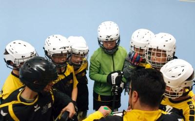 U11-Junioren mit Muttertagsfahrt nach Genf